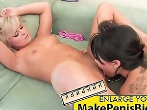 Horny Asian teaches friend to be naughty