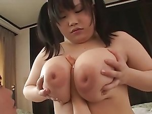 Small Tit Girl Fucks a Big Tit Girl (Japan Style)